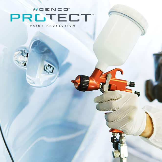 Ngenco paint protection PPS Silverstone